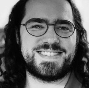 Jeremy Petrus Portrait
